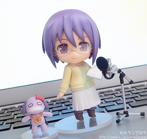Futaba Ichinose - Seiyus Life - nendoroid GSC preview 01