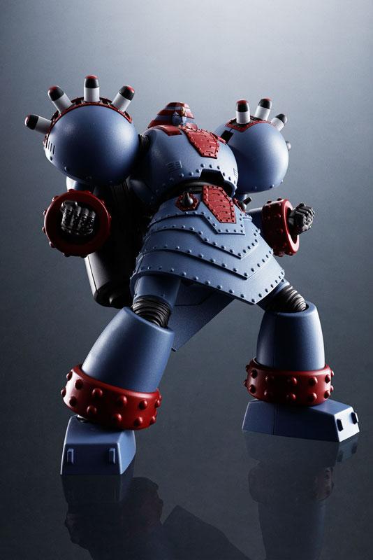Giant Robo Animation SRC - Bandai preorder 08