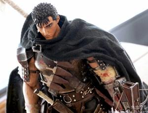 Guts Black Swordsman - Berserk - ThreeZero gallery 20