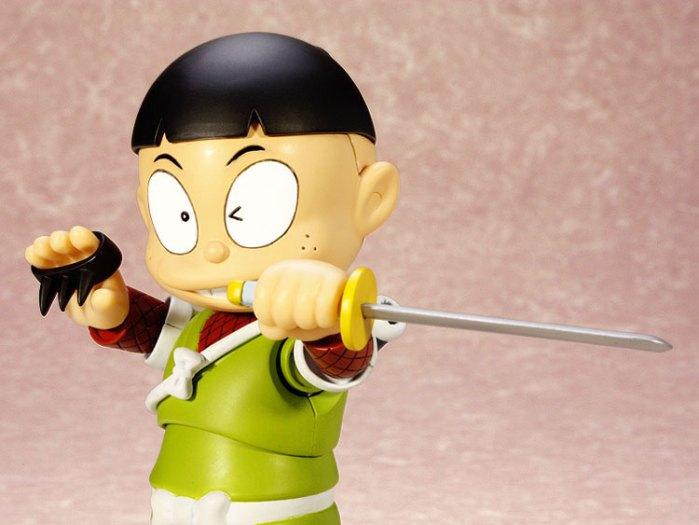 Kemuzou Kemumaki & Kagechiyo - Ninja Hattori-kun - Art Storm Fewture pre 05