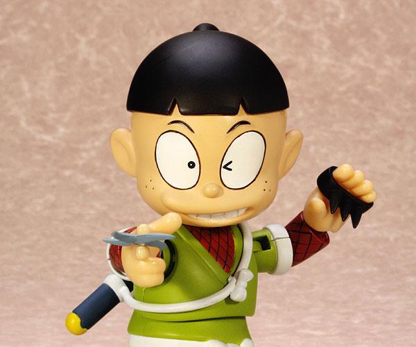 Kemuzou Kemumaki & Kagechiyo - Ninja Hattori-kun - Art Storm Fewture pre 07