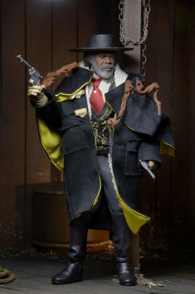 Major Marquis Warren (The Bounty Hunter) – Samuel L. Jackson