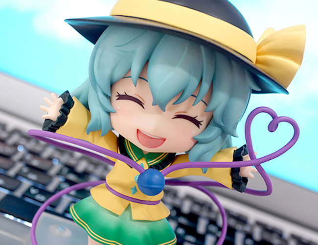 Nendoroid Koishi Komeiji - Touhou Project - GSC preview 20