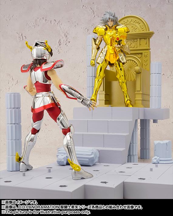 Saint Seiya- Pegasus Seiya D.D. Panoramation Bandai Itakon.it -0007