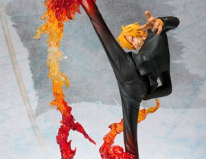 Sanji Battle - One Piece - Figuarts ZERO Bandai rerelease 20