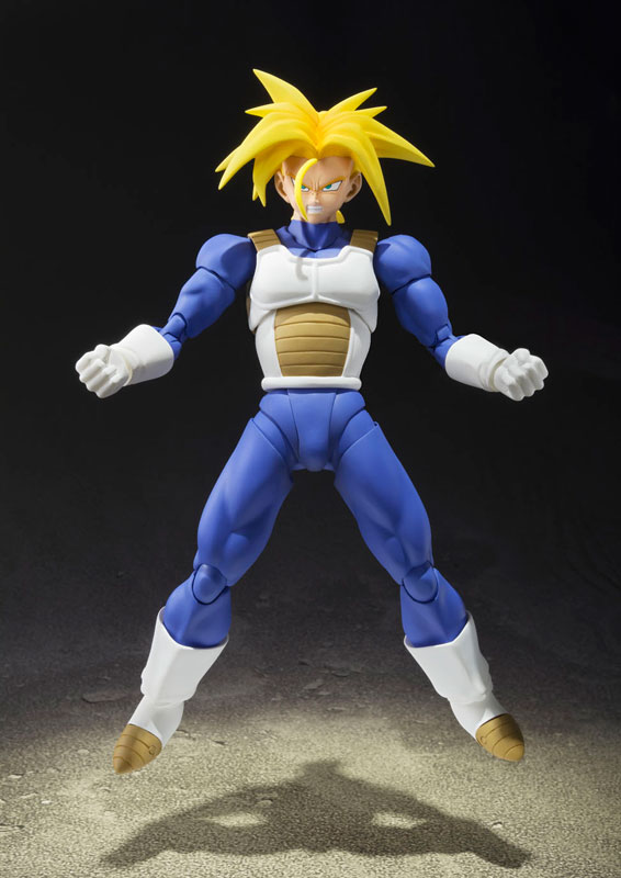 Super Saiyan Trunks S.H.Figuarts Bandai Itakon.it -0005