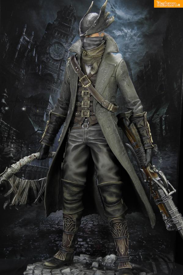 The_Hunter_Bloodborne_Gecco 26