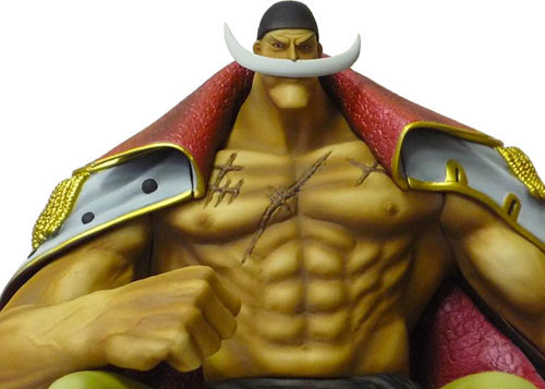 Whitebeard - One Piece - PLEX preorder 02