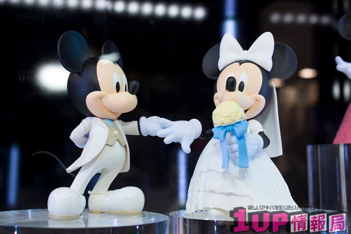 Mickey Mouse e Minnie Mouse World Collectable Figure World Collectable Figure Premium