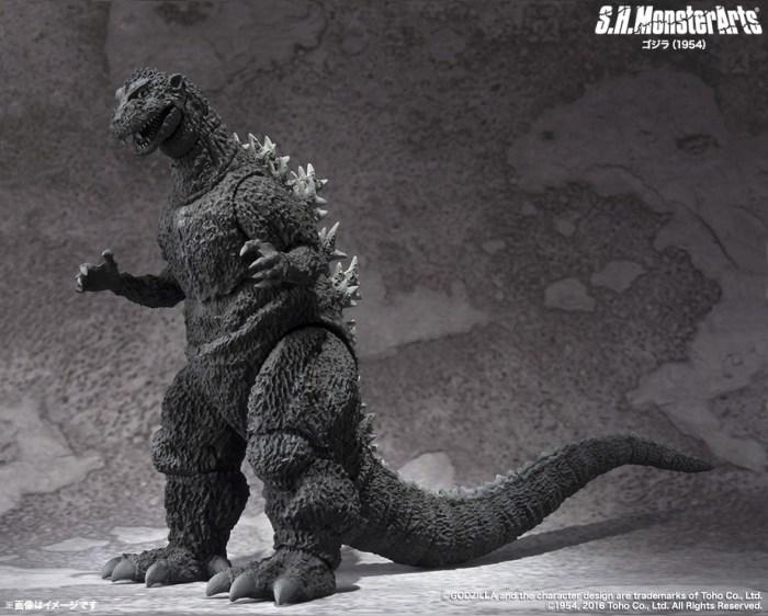 Godzilla-1954-SH-Monsterarts-001