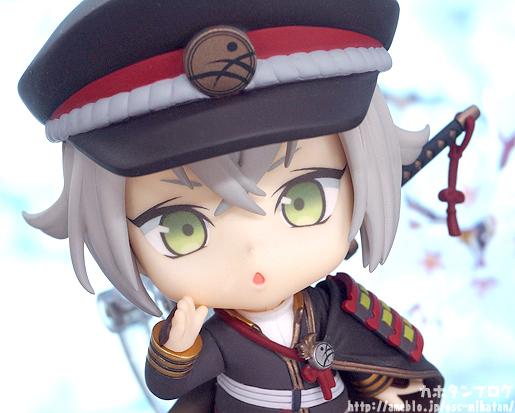 Nendoroid Hotarumaru - Touken Ranbu - Orange Rouge preview 13