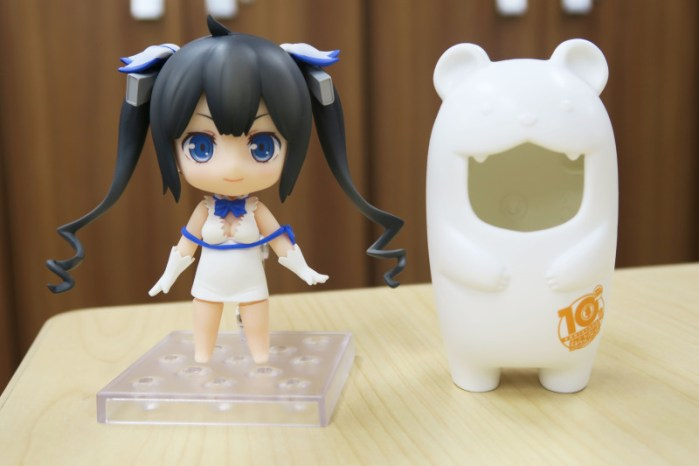 Nendoroid More Bear - Good Smile Company Wonder Fest pics 02