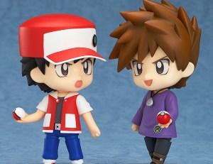 Nendoroid Pokémon Trainer Red & Green GSC pre 20