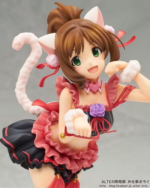 Riina Tada - iDOLMASTER Cinderella Girls - ALTER preview 10