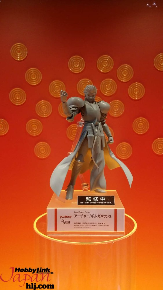 Gilgamesh da Fate/Stay Night, sara' la Figma #300