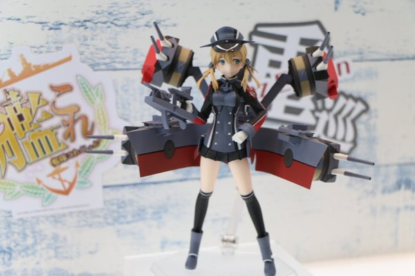 Prinz Eugen da Kantai Collection
