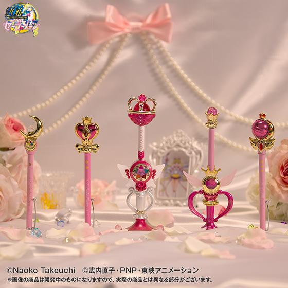 Bishoujo Senshi Sailor Moon Pointer Stick Premium Bandai Limited Edition Itakon.it -0009a