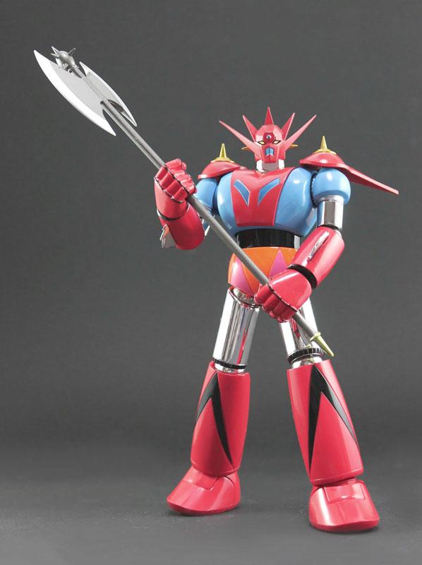 Getter Robo G Getter Dragon Comic Ver. Dynamite Action! No.36 di Evolution Toy Itakon.it -0006