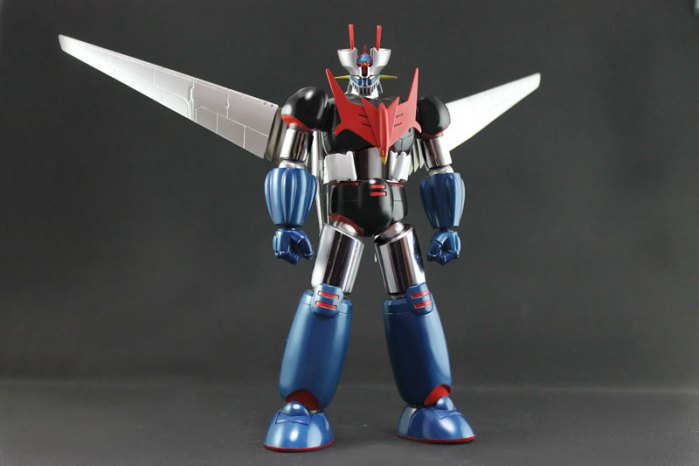 Mazinger Z Dynamite Action 35 Evolution Toy pre 05