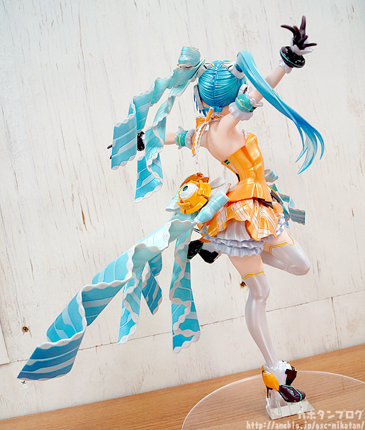 Miku Hatsune Orange Blossom - Max Factory gallery 03