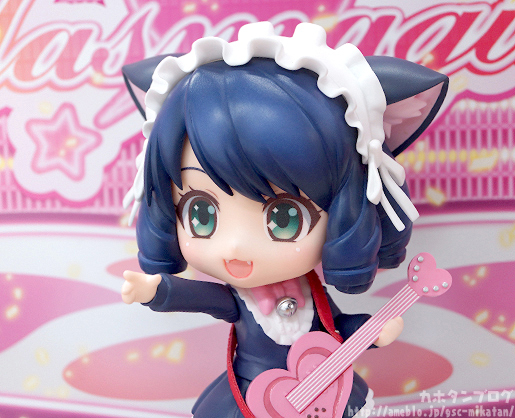 Nendoroid Cyan - Show by Rock!! - GSC preview 09