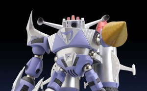 Robot Girls Z- Space Baratack Dynamite Action! HYBRID No.2 Evolution Toy Itakon.it -0002