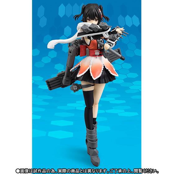Sendai - Kantai Collection KanColle AGP Bandai pre 04