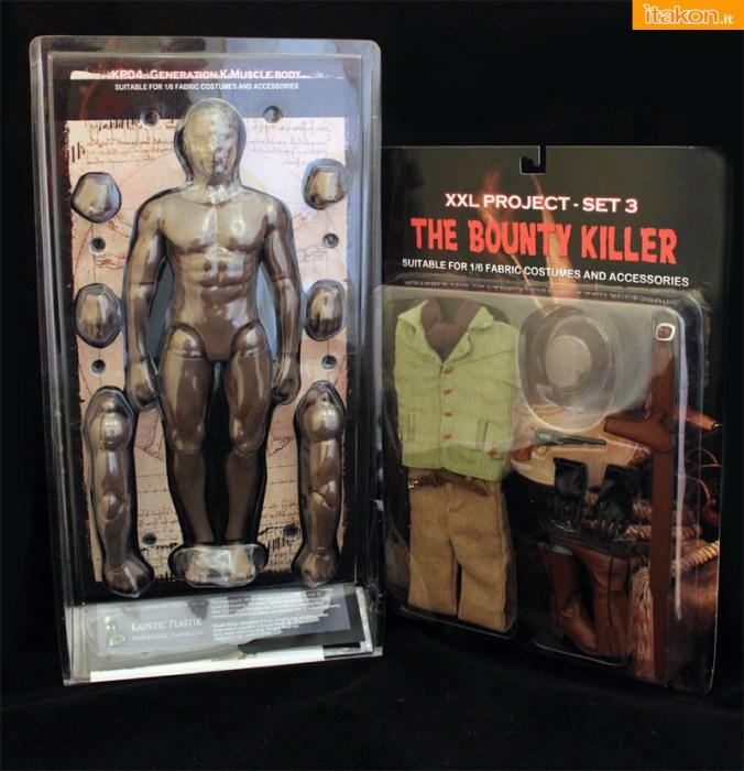 The Bounty Killer XXL SET 3 - Kaustic Plastik - Recensione - Foto 03