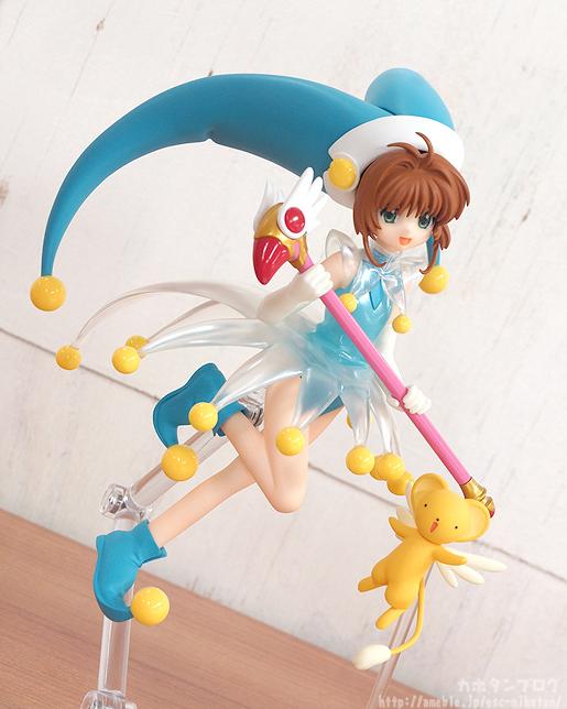 figFIX Sakura Kinomoto Battle Costume Card Captor Sakura Max Factory pics 01