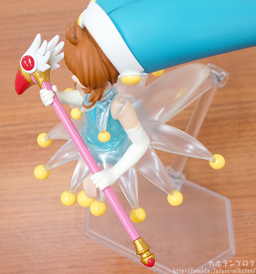 figFIX Sakura Kinomoto Battle Costume Card Captor Sakura Max Factory pics 04