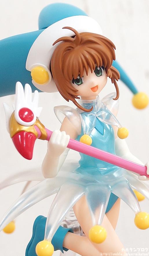 figFIX Sakura Kinomoto Battle Costume Card Captor Sakura Max Factory pics 09