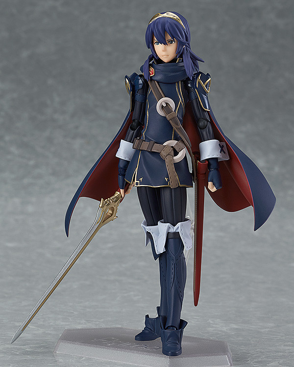 figma Lucina Fire Emblem Max Factory rerelease 01