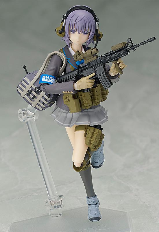 figma Miyo Asato Little Armory TOMYTEC pre 01