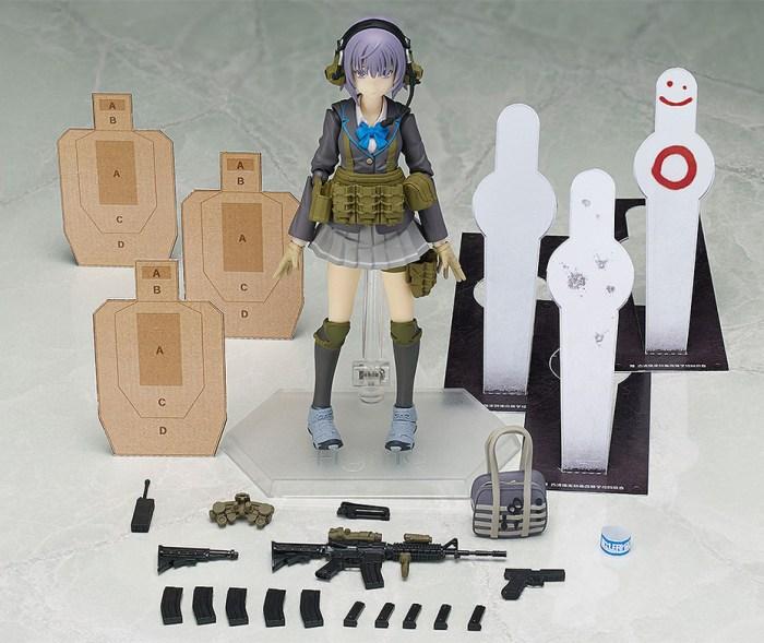 figma Miyo Asato Little Armory TOMYTEC pre 08