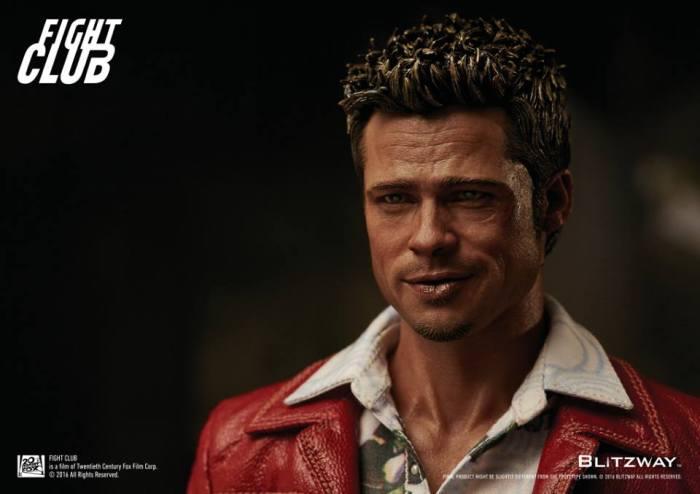 """[Blitzway] Fight Club - Tyler Durden """"Red Jacket Ver."""" 1/6 12923171_1169402103094780_7424321609650377492_n"""