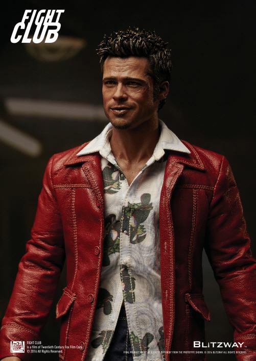 """[Blitzway] Fight Club - Tyler Durden """"Red Jacket Ver."""" 1/6 12933067_1169401823094808_5764812976989575688_n"""