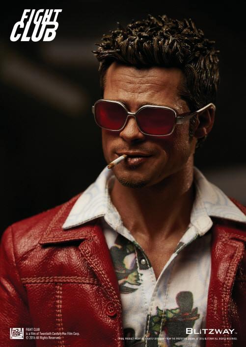 """[Blitzway] Fight Club - Tyler Durden """"Red Jacket Ver."""" 1/6 12974504_1169401829761474_5126775809034382290_n"""