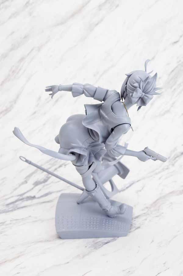 Aoi Sakurai - Rail Wars - Broccoli prototype 03