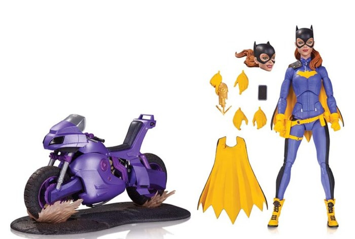 DC-Icons-Batgirl-with-Bike