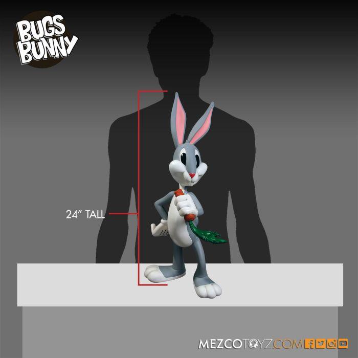 Mezco-Bugs-Bunny-Figure-005