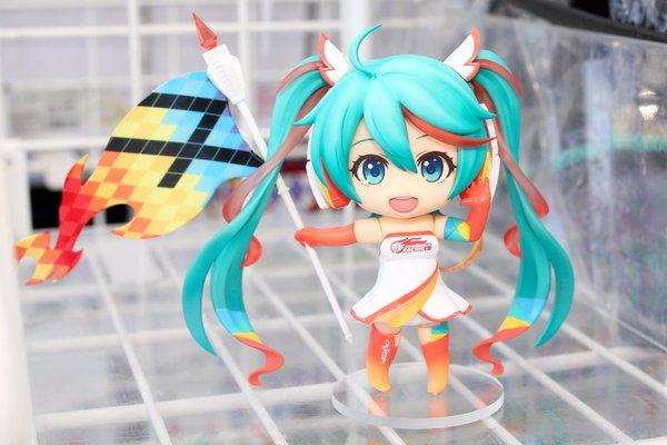 Miku Hatsune Racing 2016 Nendoroid foto colorato 06