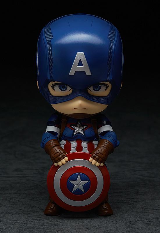 Nendoroid Captain America - Avengers - GSC preorder 03