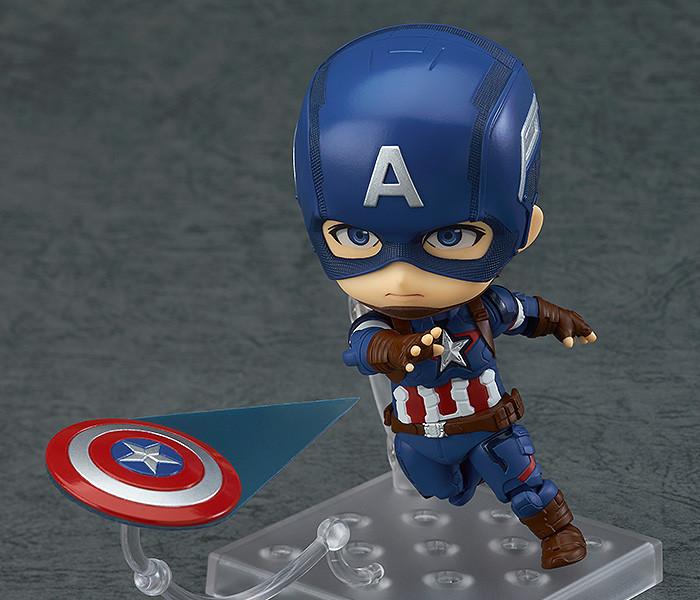 Nendoroid Captain America - Avengers - GSC preorder 04