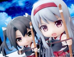 Nendoroid Shokaku Zuikaku KanColle GSC preview 50