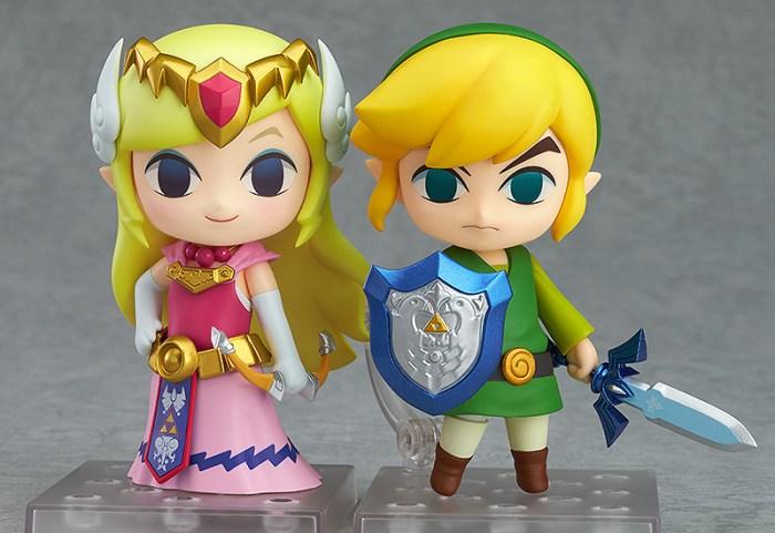 Nendoroid Zelda The Wind Waker HD GSC pre 05