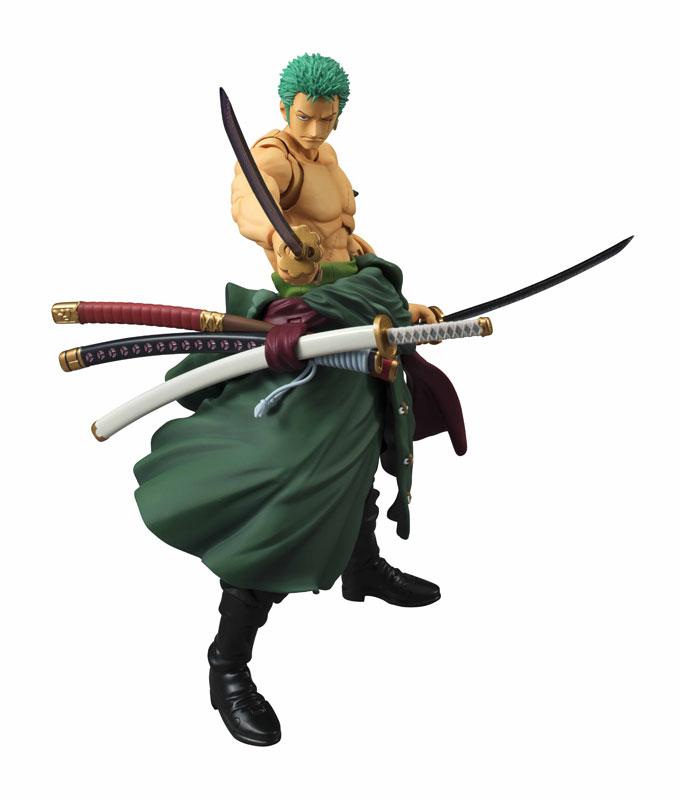 Roronoa Zoro Variable Action Heroes di MegaHouse ristampa Itakon.it -0001