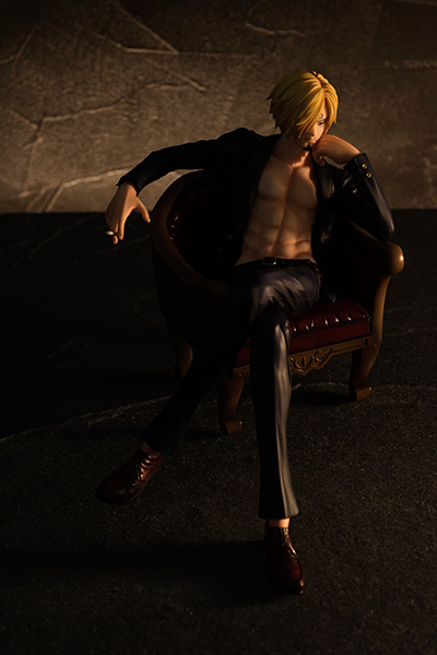 Sanji POP One Piece Limited MegaHouse pics 04
