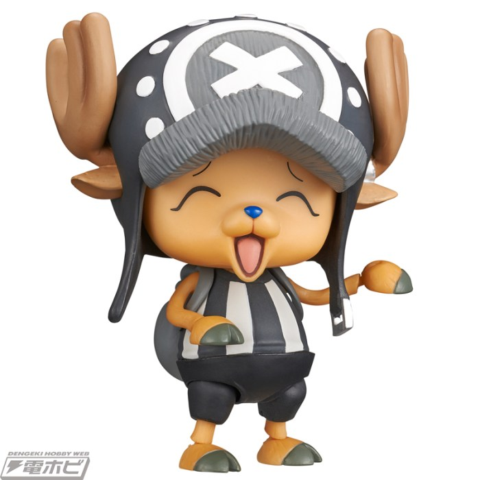 Chopper VAH Mono One Piece MegaHouse pics 06
