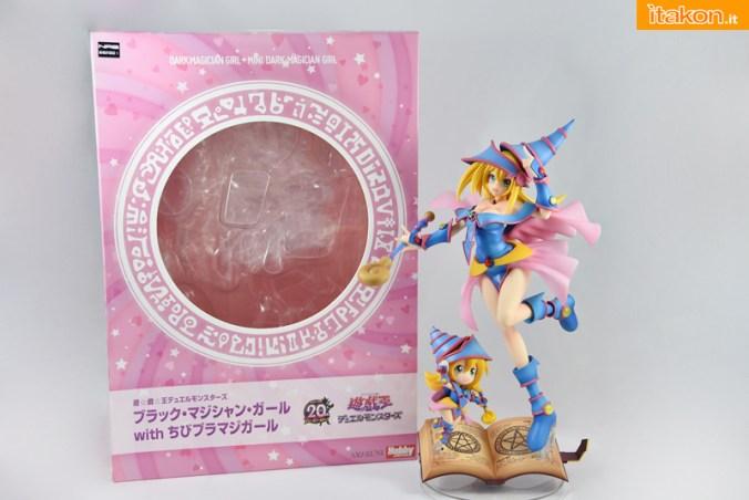 Dark Magician Girl - Amakumi x Hobby Japan - Recensione - Foto 95