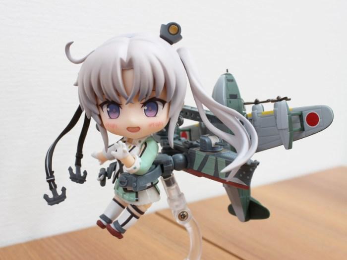 Nendoroid Akitsushima KanColle 09